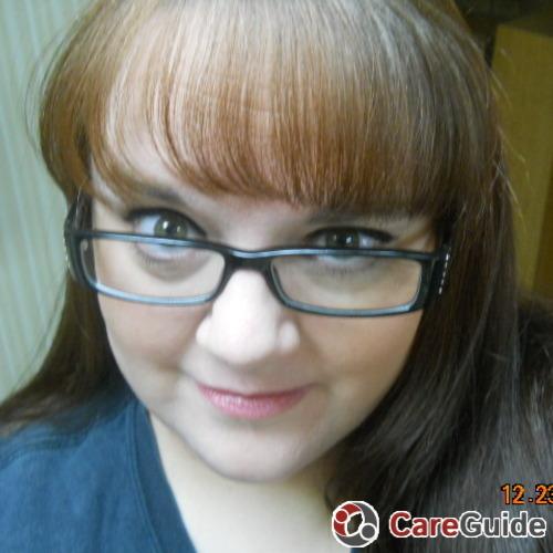 Pet Care Provider Rebeccca Lombardo's Profile Picture