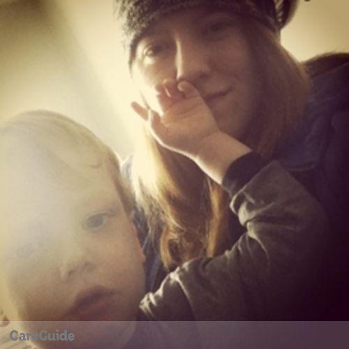 Canadian Nanny Provider Drew Dixon-Stewart's Profile Picture