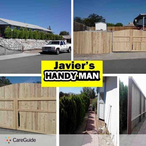 Handyman Provider Javier D's Profile Picture