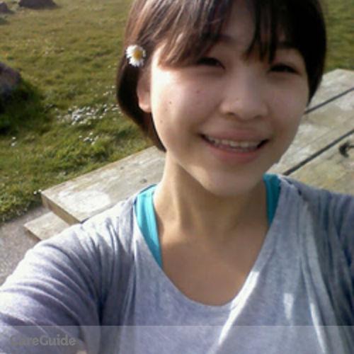Canadian Nanny Provider Alina Koh's Profile Picture