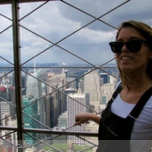 Canadian Nanny Provider Amanda Bugden's Profile Picture