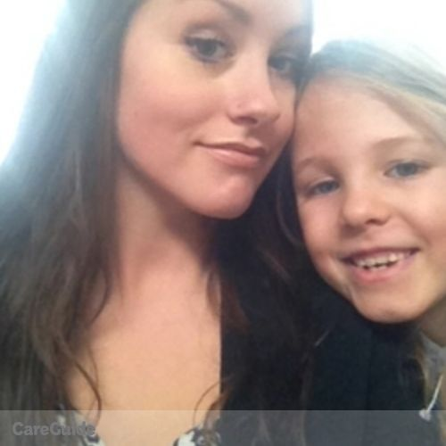 Canadian Nanny Provider Kyleah S's Profile Picture