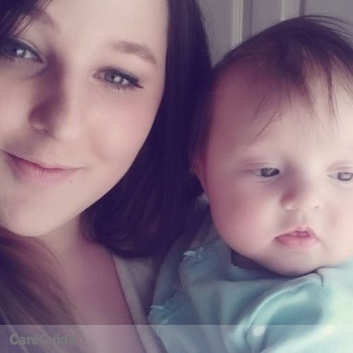 Canadian Nanny Provider Kelsea Critchley's Profile Picture