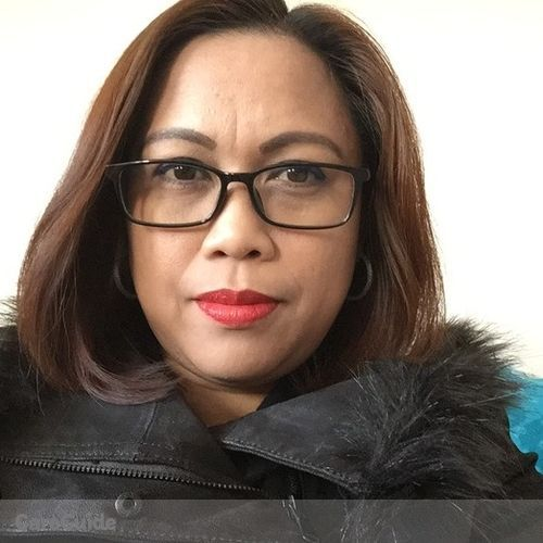 Canadian Nanny Provider Lorelie Mingala's Profile Picture