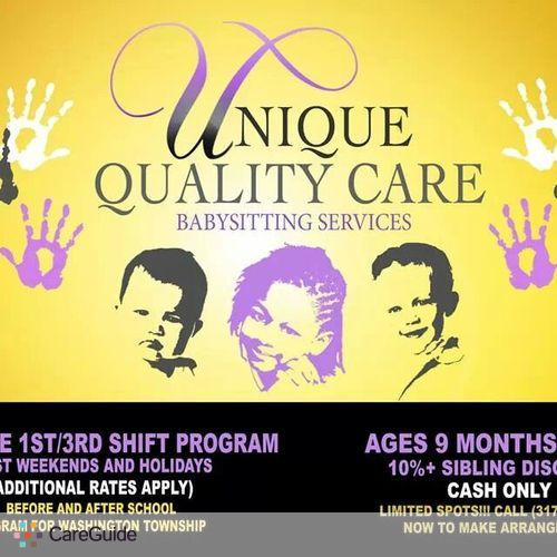 Child Care Provider Ashley Cox's Profile Picture