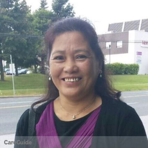 Canadian Nanny Provider Guilda Hernandez's Profile Picture