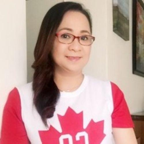 Canadian Nanny Provider Fe Tolentino's Profile Picture