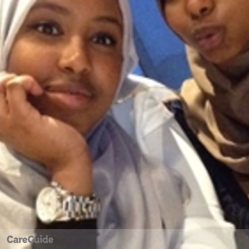 Canadian Nanny Provider Halima Abdisamed's Profile Picture
