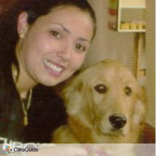 Pet Care Provider Adriana Cortes's Profile Picture