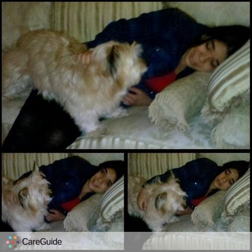 Pet Care Provider Daniela V's Profile Picture