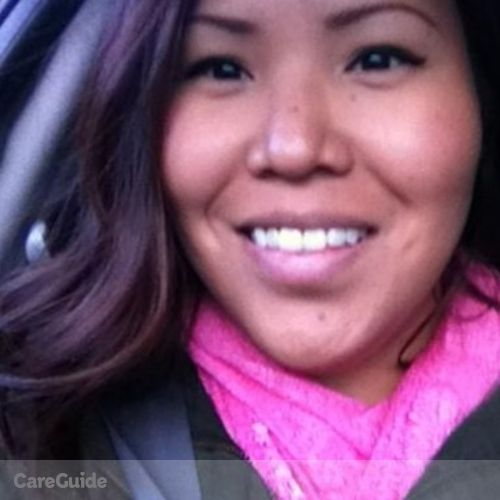 Canadian Nanny Provider Jessica Landry's Profile Picture