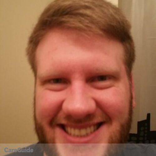 Pet Care Provider Matthew Ensley's Profile Picture
