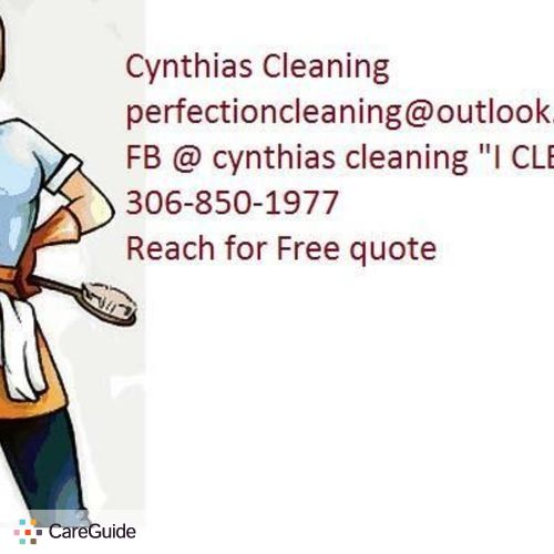 Housekeeper Provider Cynthia H's Profile Picture