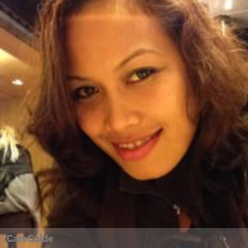 Canadian Nanny Provider Marivic Nabong's Profile Picture