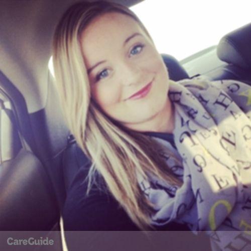 Canadian Nanny Provider Breanne Imeson's Profile Picture