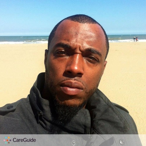 House Sitter Provider Antoine G's Profile Picture
