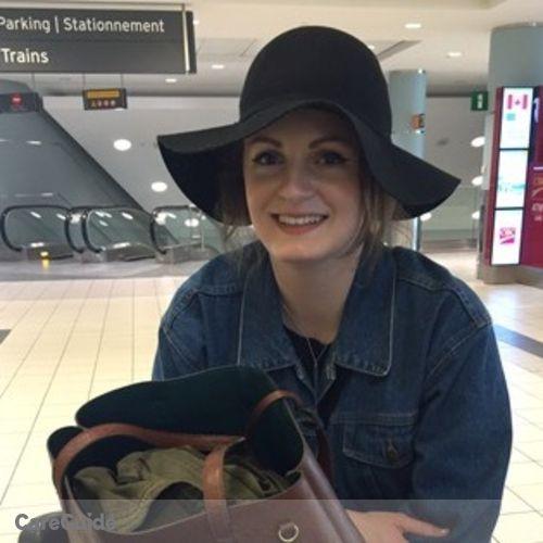 Canadian Nanny Provider Megan T's Profile Picture