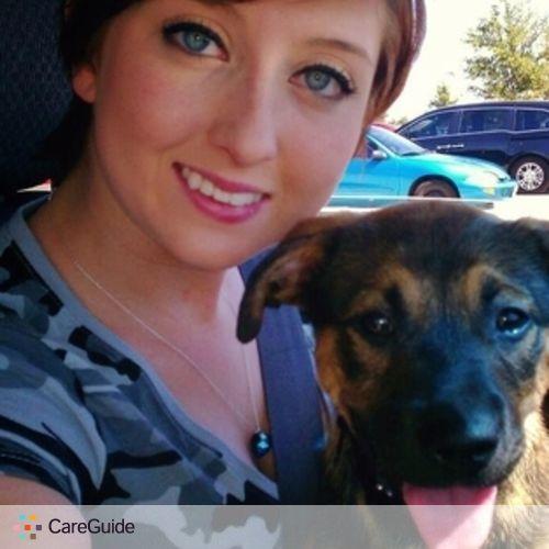 Pet Care Provider Amber S's Profile Picture