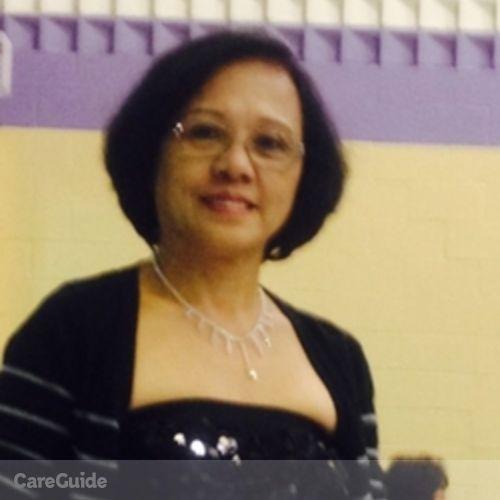 Canadian Nanny Provider Lolita F's Profile Picture