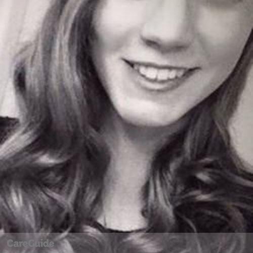 Canadian Nanny Provider Tessa Bradshaw's Profile Picture