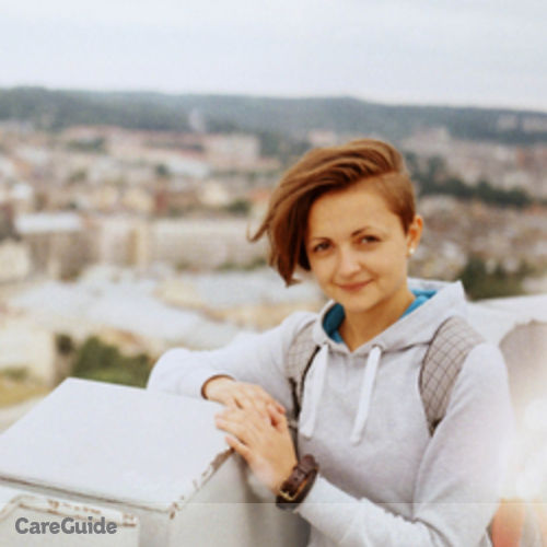 Canadian Nanny Provider Kateryna K's Profile Picture