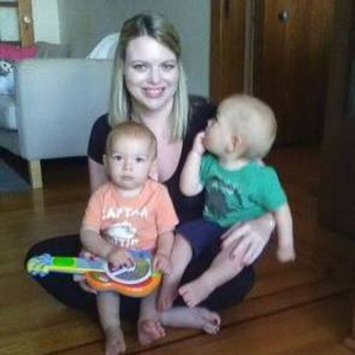 Canadian Nanny Provider Lexie Stevens's Profile Picture