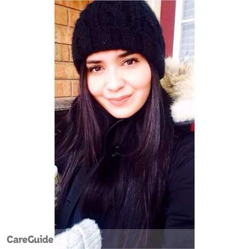 Canadian Nanny Provider Paola M's Profile Picture