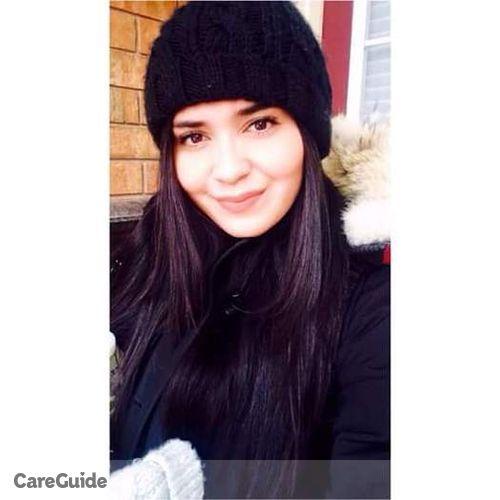 Canadian Nanny Provider Paola Miranda's Profile Picture