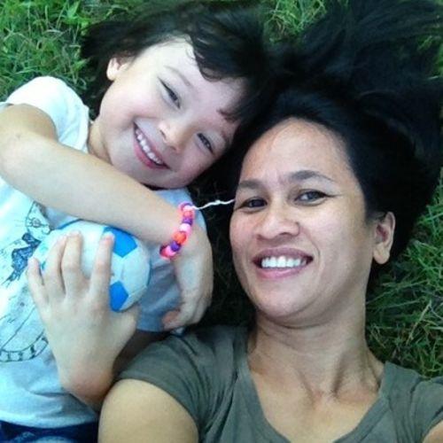Canadian Nanny Provider Lin Ramirez's Profile Picture