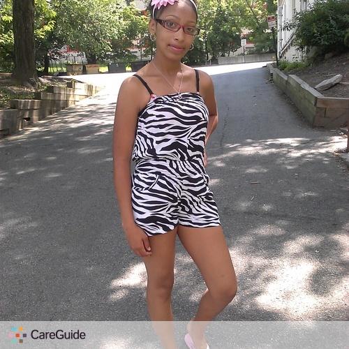 Child Care Provider Jeneva Fredericks's Profile Picture