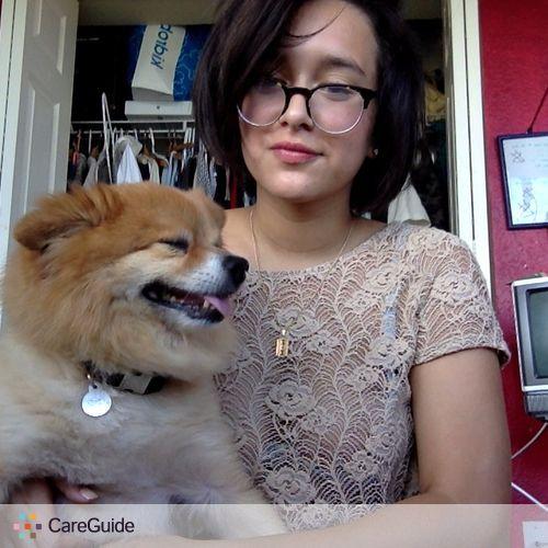 Pet Care Provider Kristabel Delgado's Profile Picture