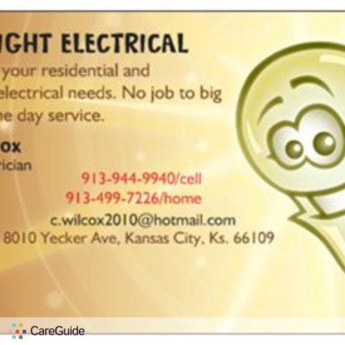 Electrician Provider Corey Wilcox's Profile Picture