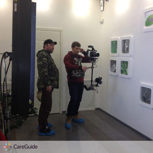 Videographer Provider Oleksii O's Profile Picture