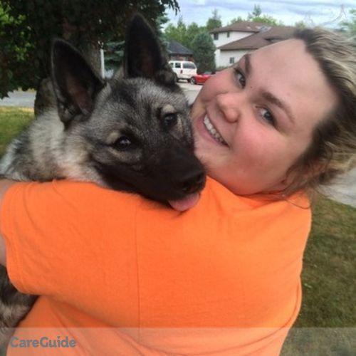 Canadian Nanny Provider Jennifer Harrington's Profile Picture