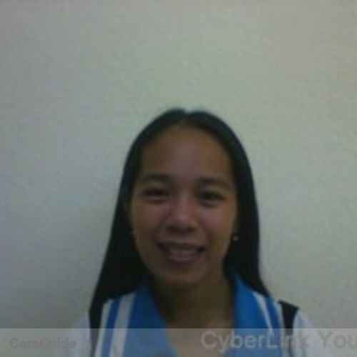 Canadian Nanny Provider Elgie Gementiza's Profile Picture