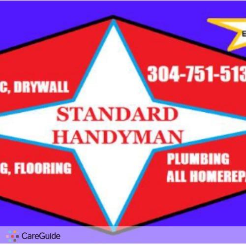 Handyman Provider Brandon Standard Handyman's Profile Picture