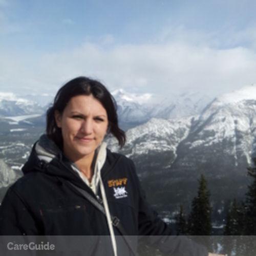 Canadian Nanny Provider Sara Pinto's Profile Picture