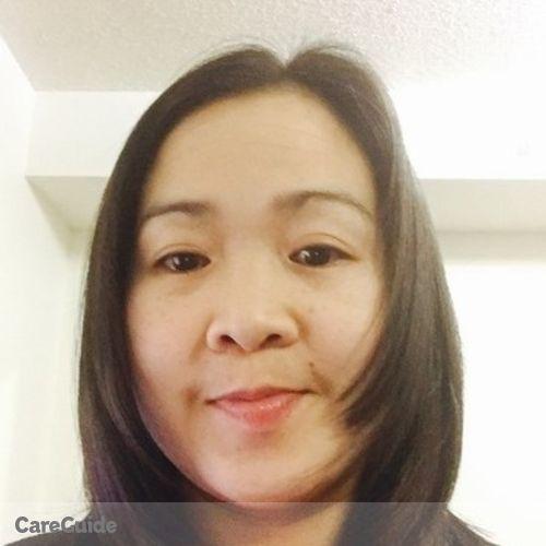 Canadian Nanny Provider Zenaida Vergara's Profile Picture
