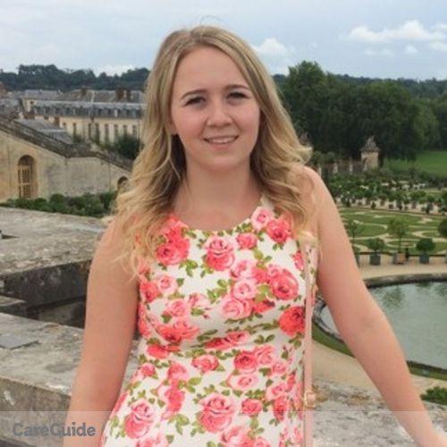 Canadian Nanny Provider Juliana M's Profile Picture