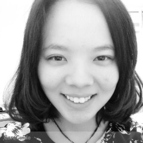 Canadian Nanny Provider Danrui Li's Profile Picture