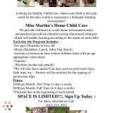 Daycare Provider in Corpus Christi