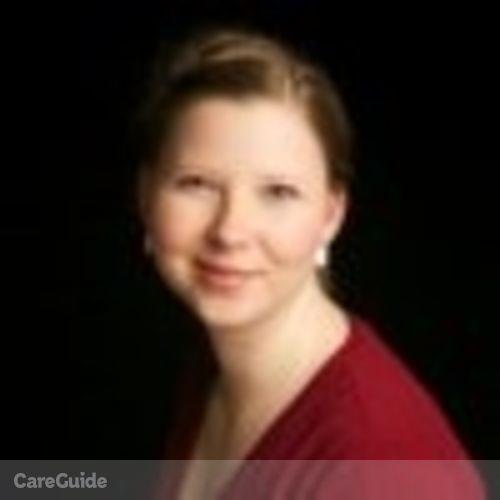 Canadian Nanny Provider Jessica McCabe's Profile Picture