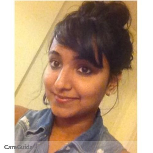 Canadian Nanny Provider Linu Varghese's Profile Picture
