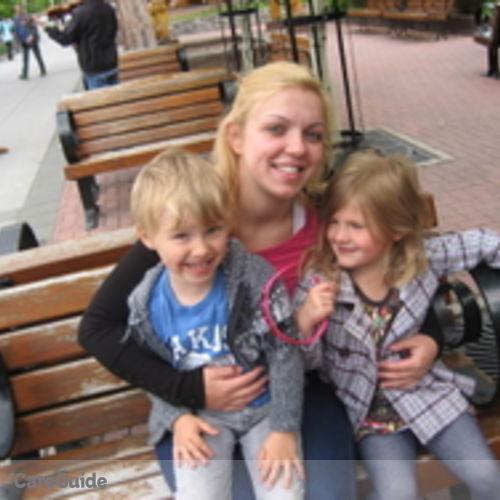 Canadian Nanny Provider Daria Klepacka's Profile Picture