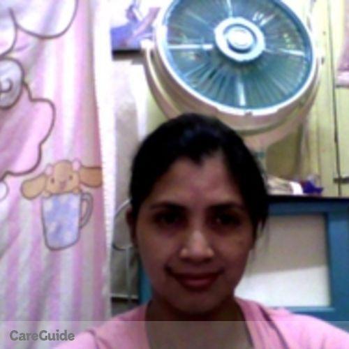 Canadian Nanny Provider Yolanda Nazareno's Profile Picture