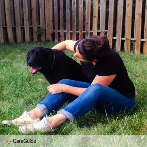 Pet Care Provider Danielle Rittenhouse's Profile Picture