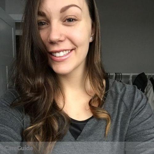Canadian Nanny Provider Alexandra Swiston's Profile Picture
