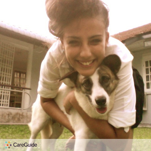 Pet Care Provider Amali Abeyewardena's Profile Picture