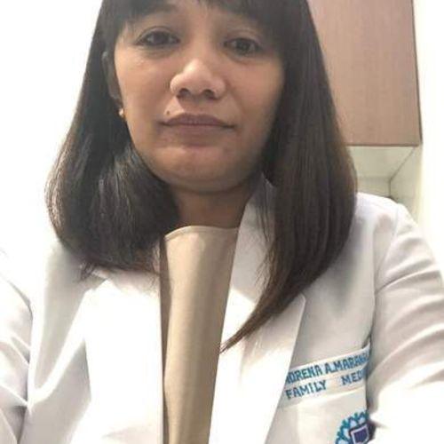 Elder Care Provider MA. MORENA M's Profile Picture