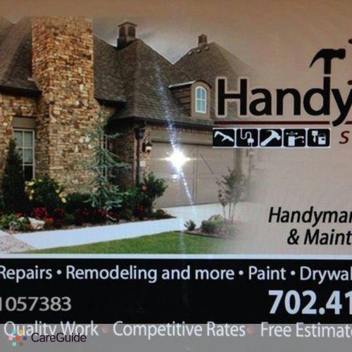 Handyman Provider Martin Nieto's Profile Picture